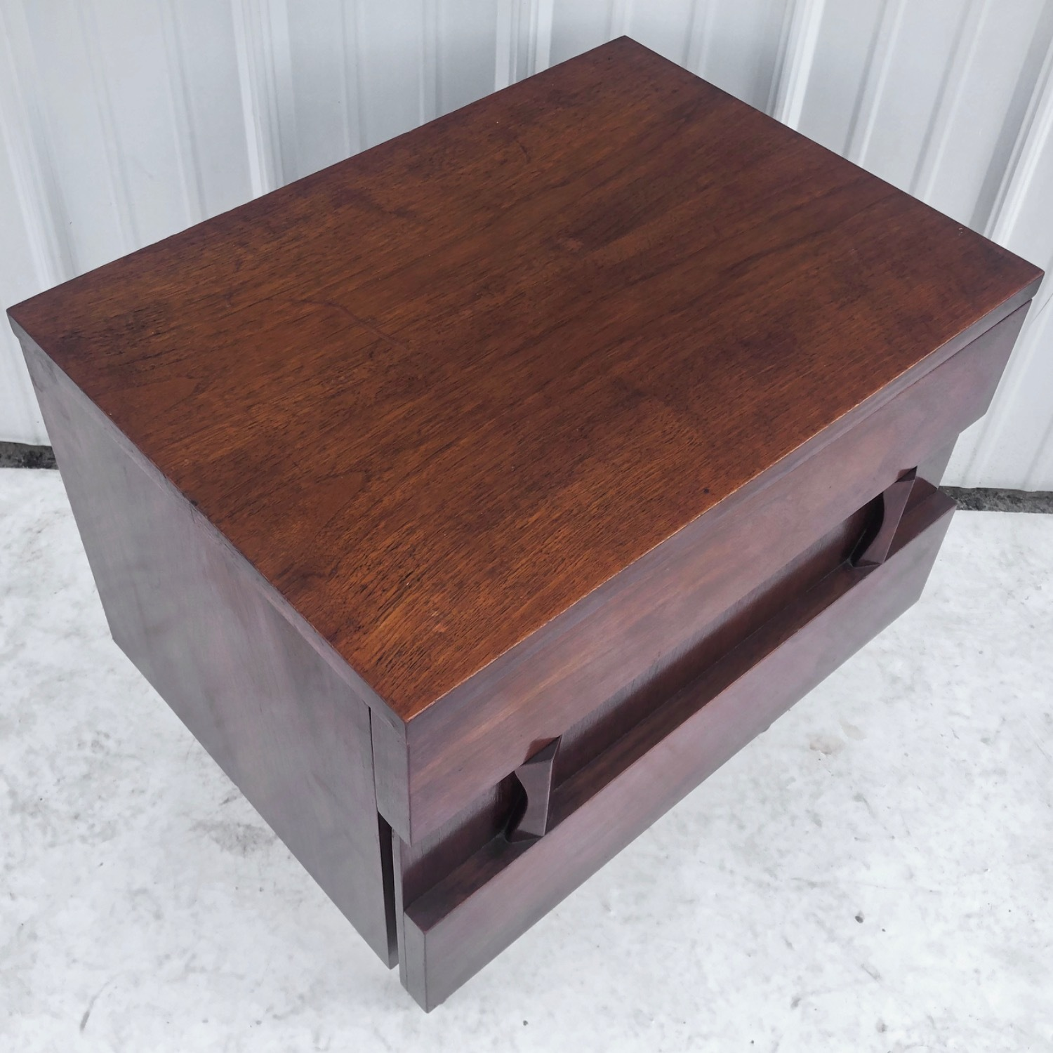 Mid-Century Nightstand by American of Martinsville - image-12