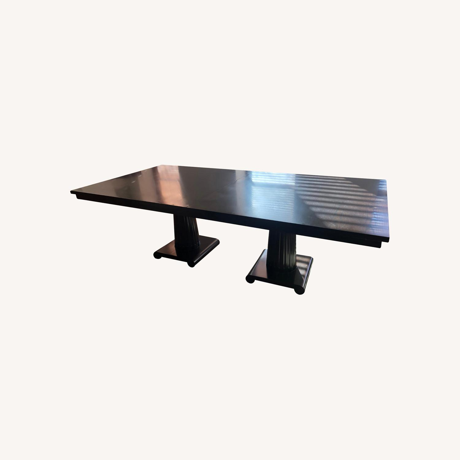 Italian made Conference/Dining Table - image-0