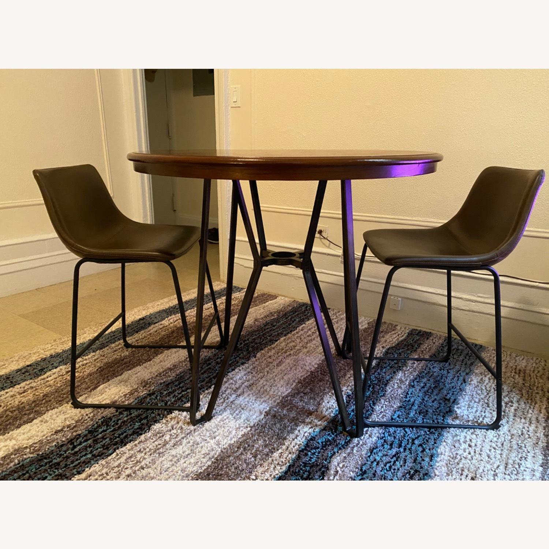 Wayfair Irving 3-piece Dining Set - image-1
