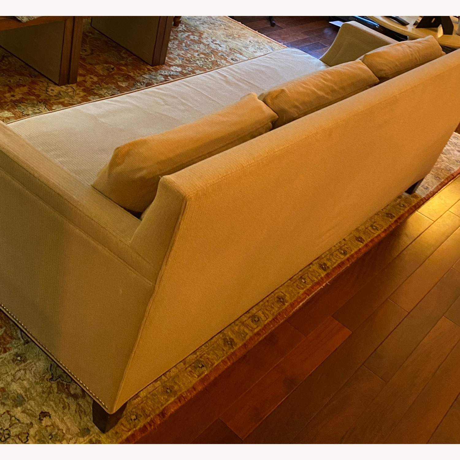 Robert Allen Design Cooper Sofa in Tan - image-4