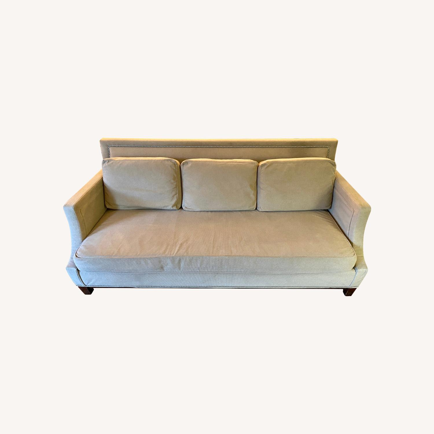 Robert Allen Design Cooper Sofa in Tan - image-0