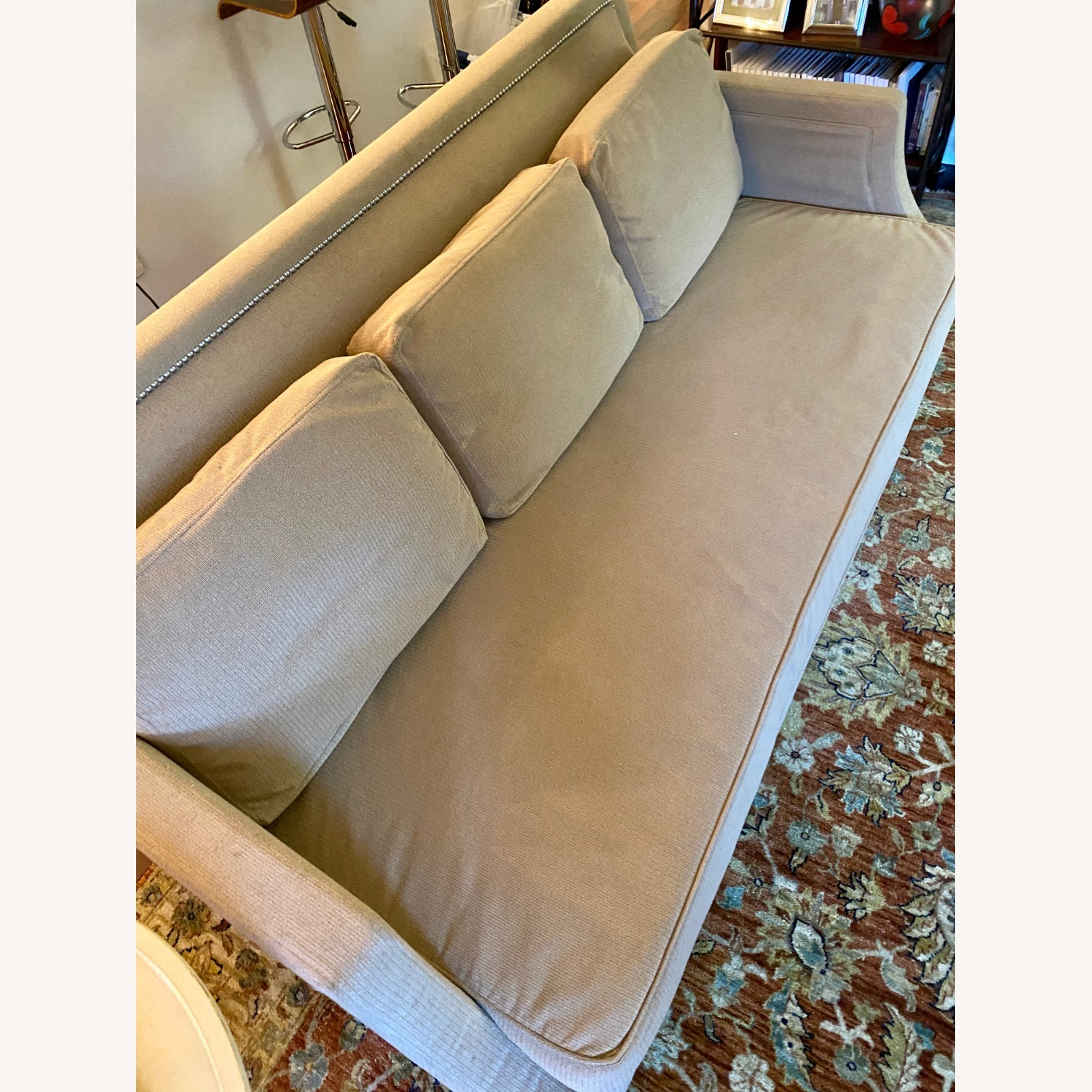 Robert Allen Design Cooper Sofa in Tan - image-2