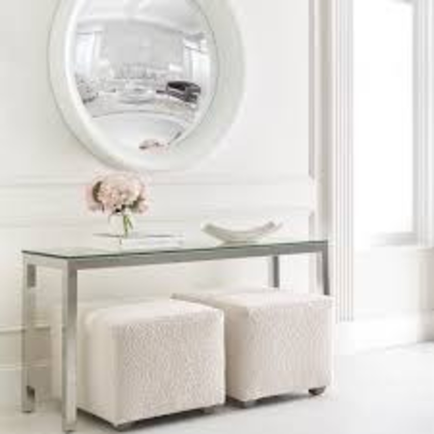 Mitchell Gold + Bob Williams Parsons Console Table - image-1