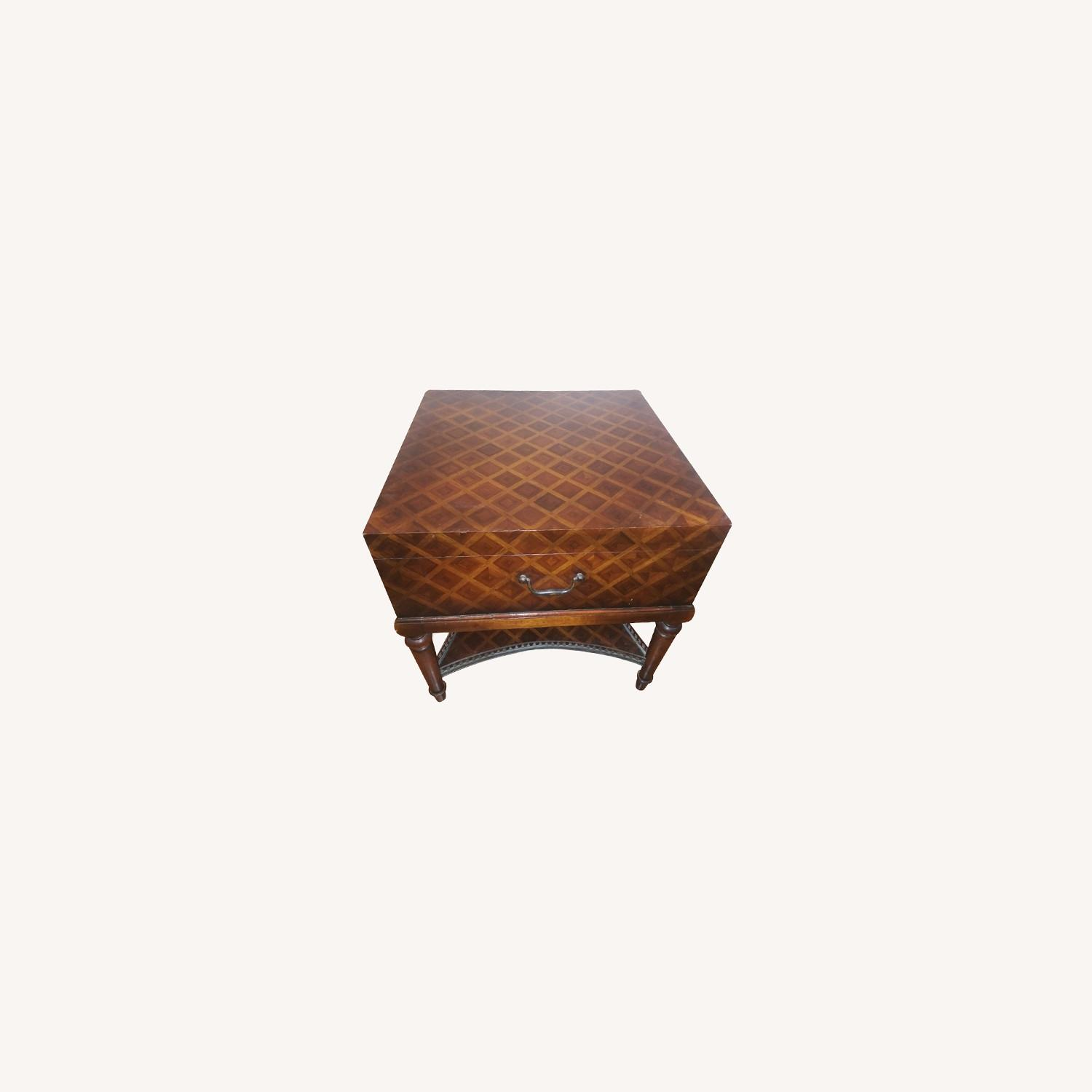 ABC Carpet and Home Card Table - image-0
