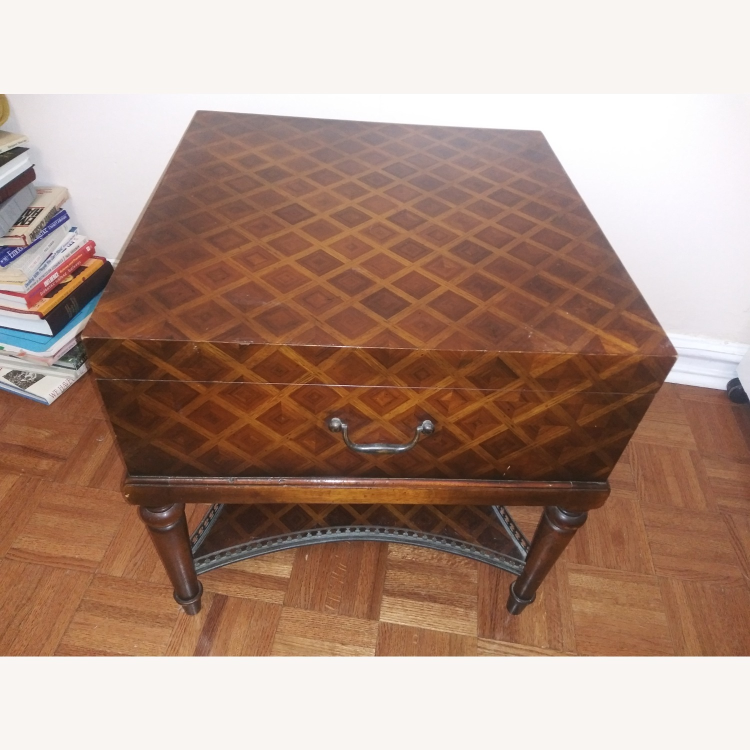 ABC Carpet and Home Card Table - image-1