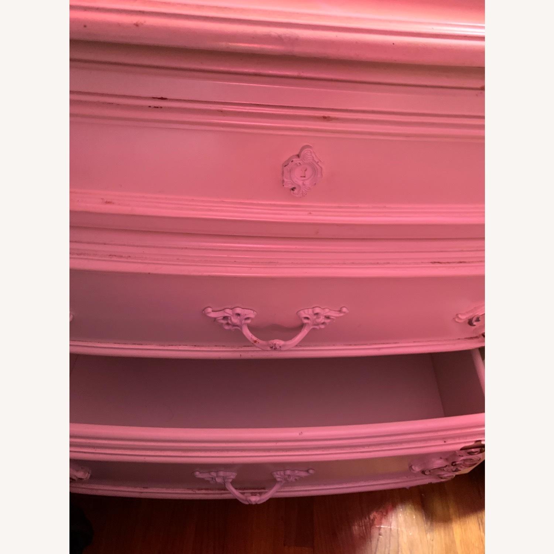 Coaster Fine Furniture White Dresser w/ Mirror - image-1