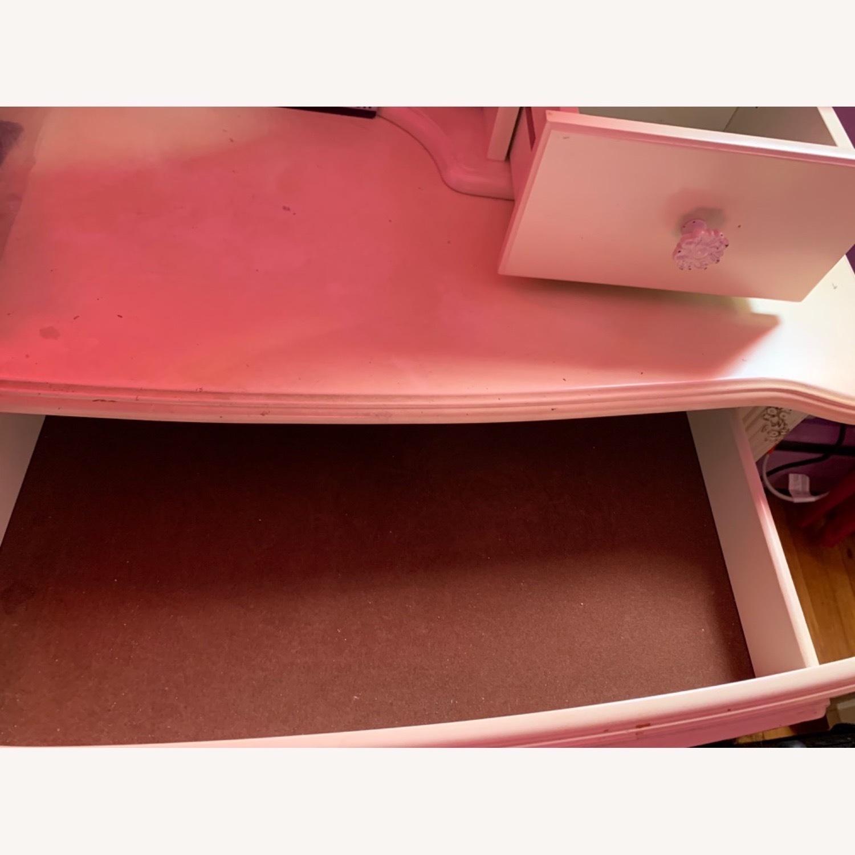Coaster Fine Furniture White Dresser w/ Mirror - image-7