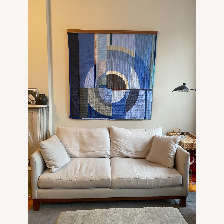 ABC Home Linen Brownstone Sofa - image-4