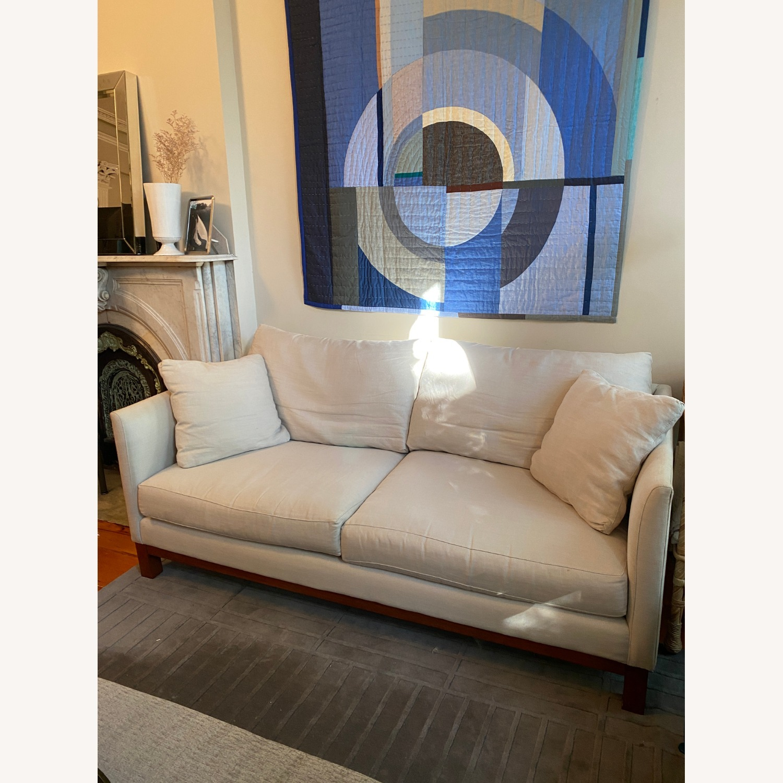 ABC Home Linen Brownstone Sofa - image-2