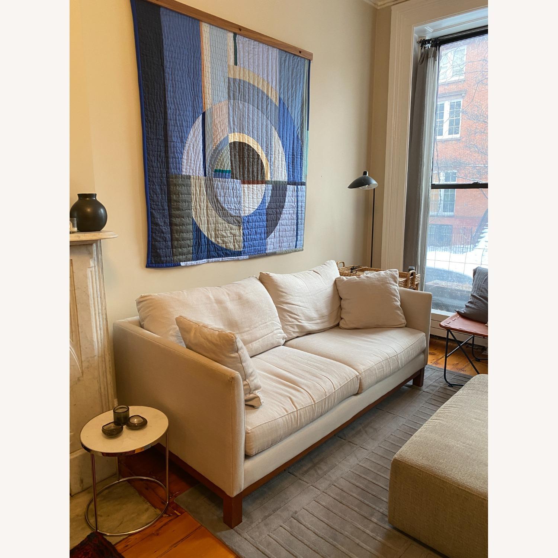 ABC Home Linen Brownstone Sofa - image-5