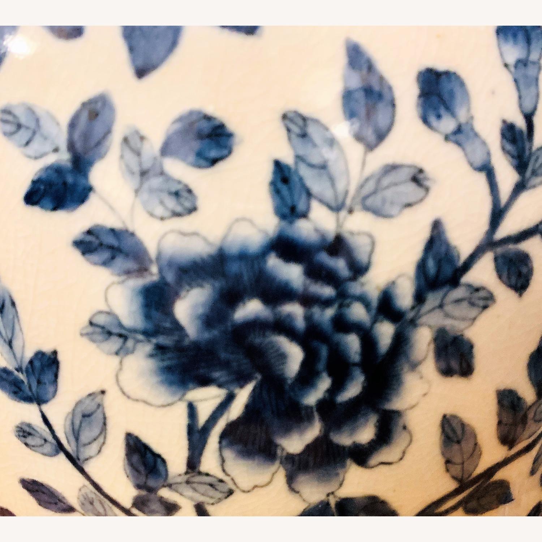 Ethan Allen Porcelain Jar - image-3