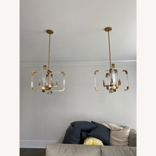 Used Shades of Light Pair of Pendant Lights for sale on AptDeco