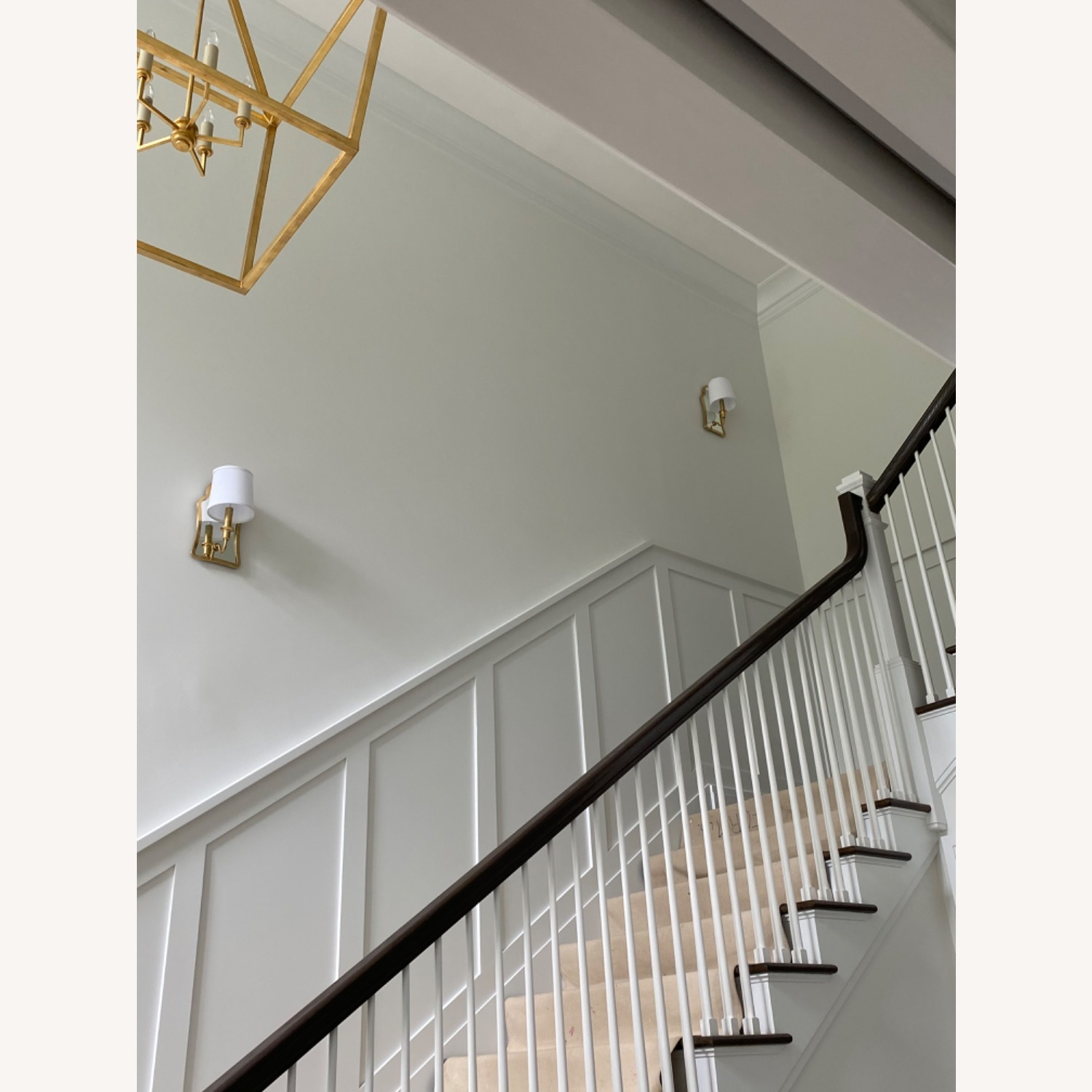 Wall sconces (pair) - image-3