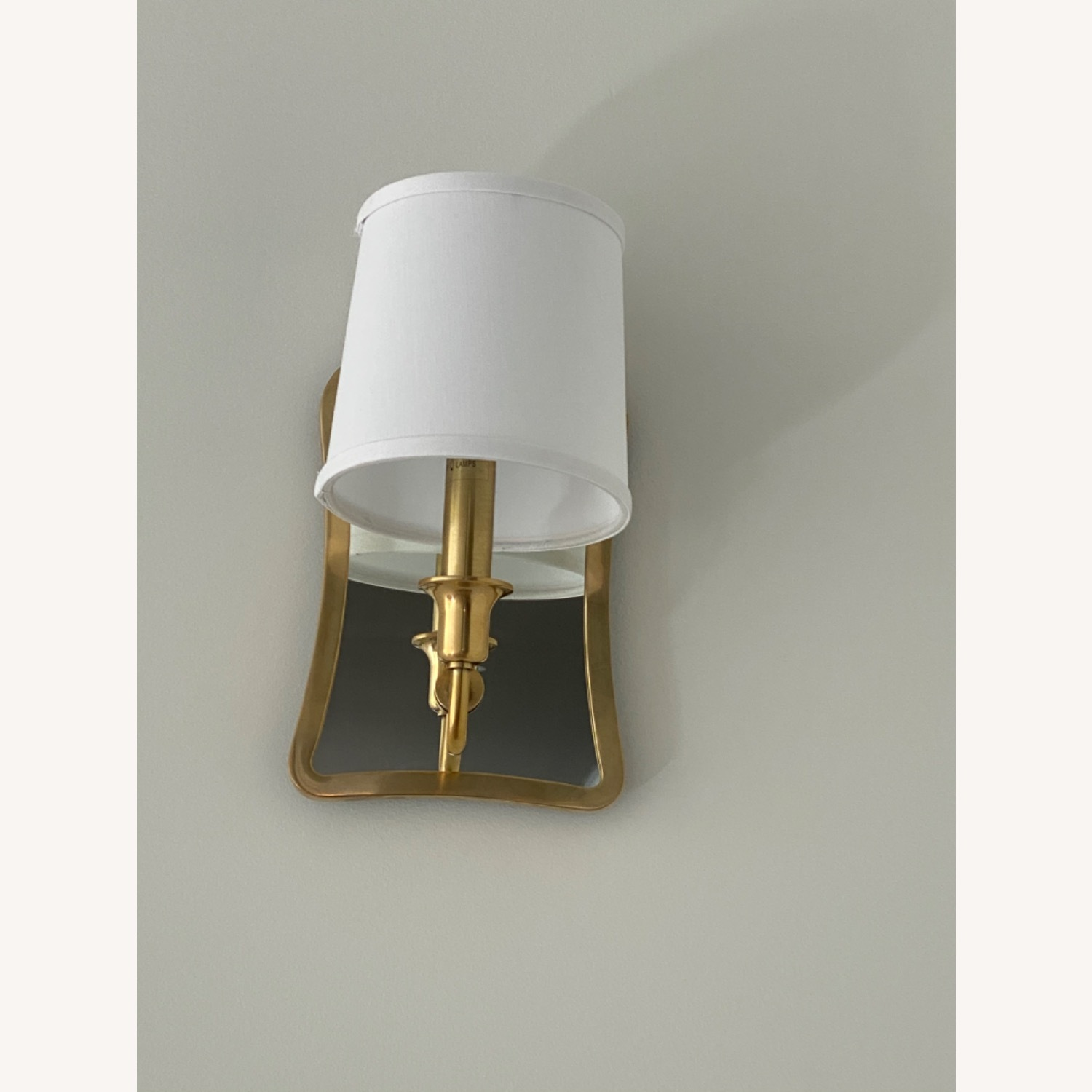 Wall sconces (pair) - image-1