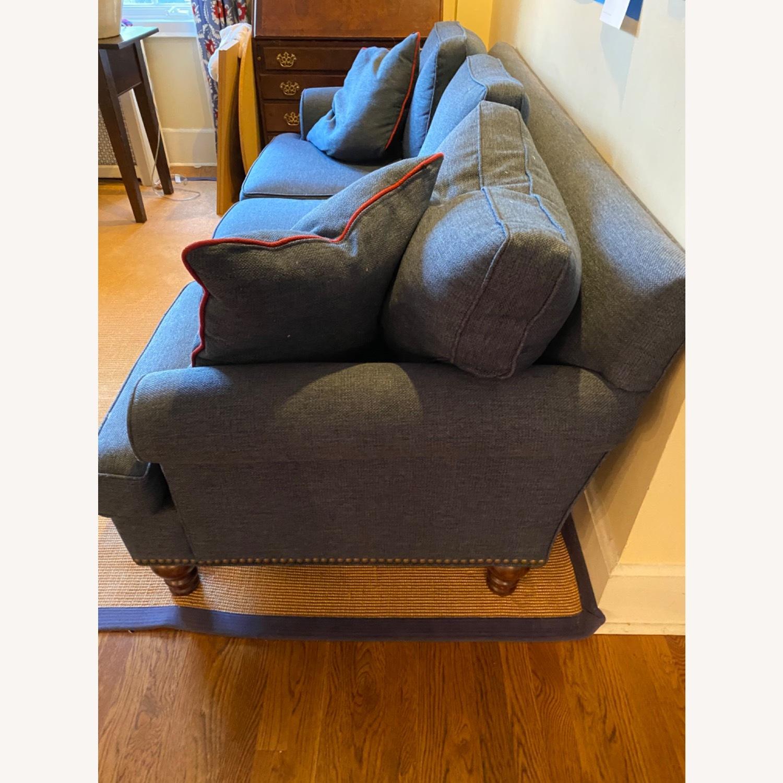 Sofa with Custom Fabric - image-2