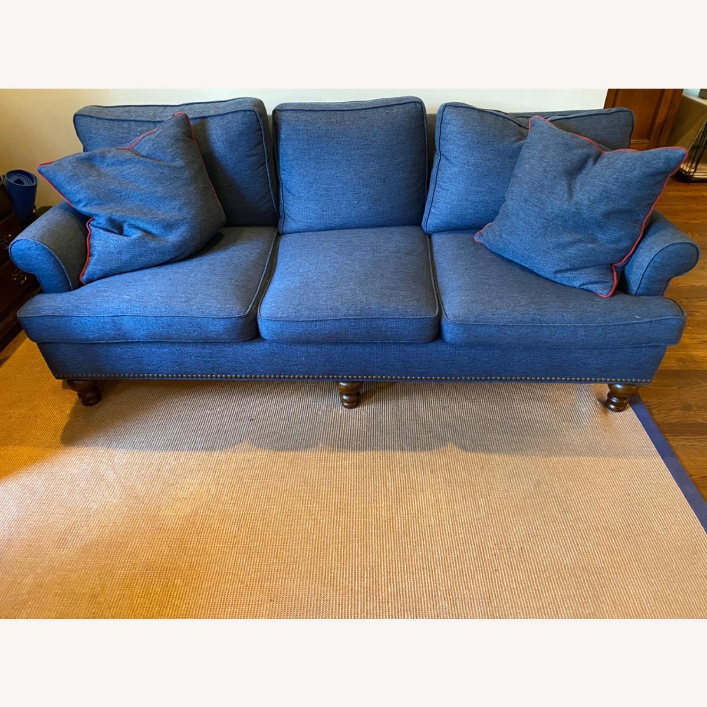 Sofa with Custom Fabric - image-1