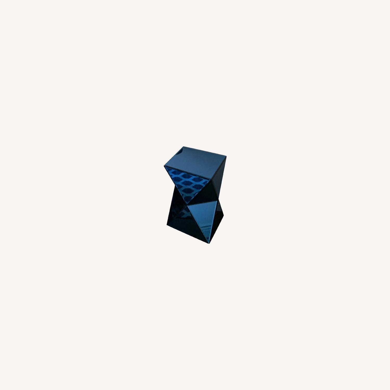 Bungalow 5 Sapphire Blue Side Tables - image-0
