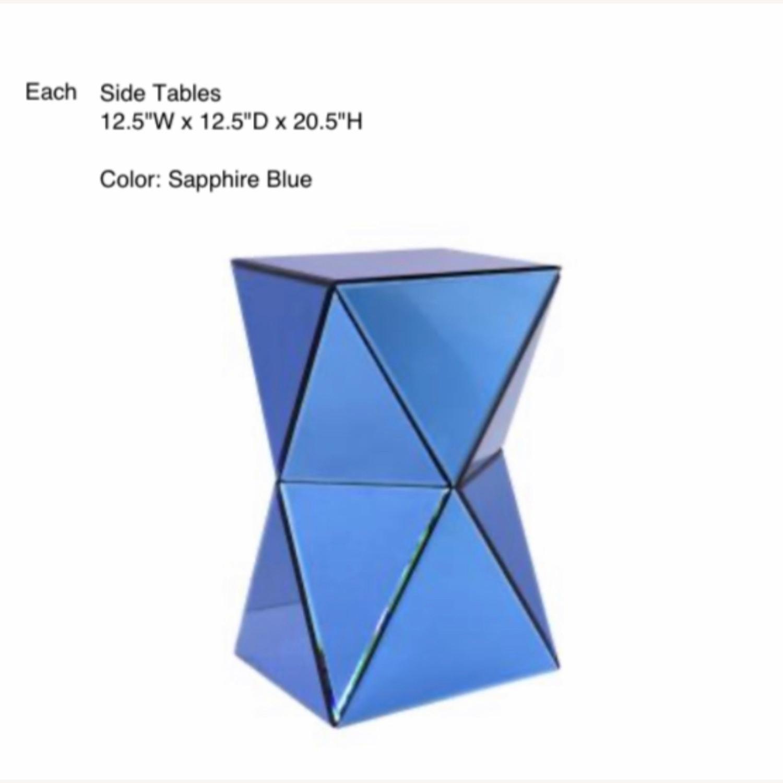 Bungalow 5 Sapphire Blue Side Tables - image-2