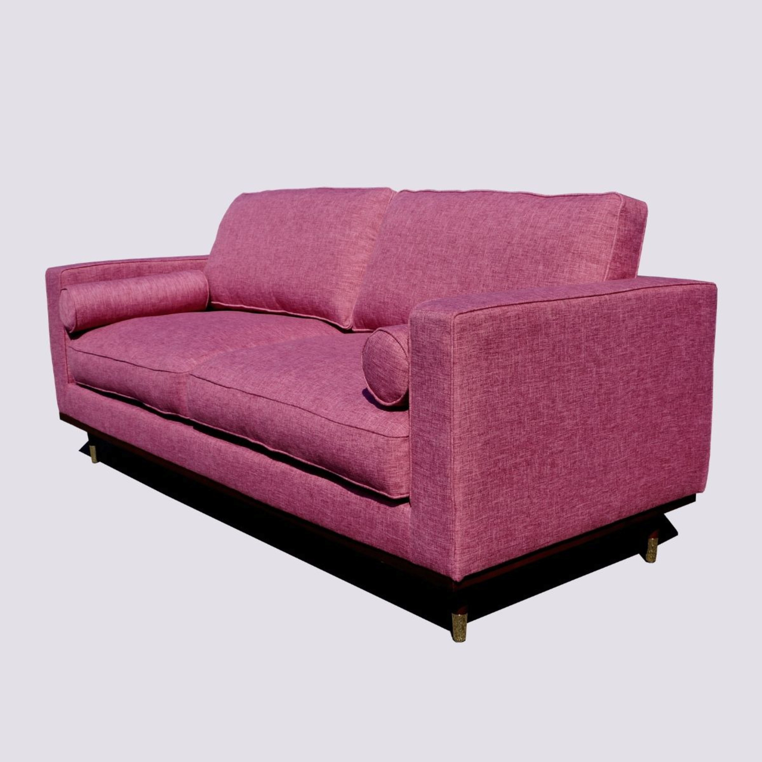 Brooklyn Space Introspect Mid-Century Modern Sofa - image-2