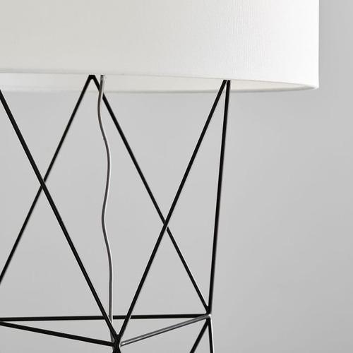 Used West Elm Amigo Modern Octahedron Floor Lamp for sale on AptDeco