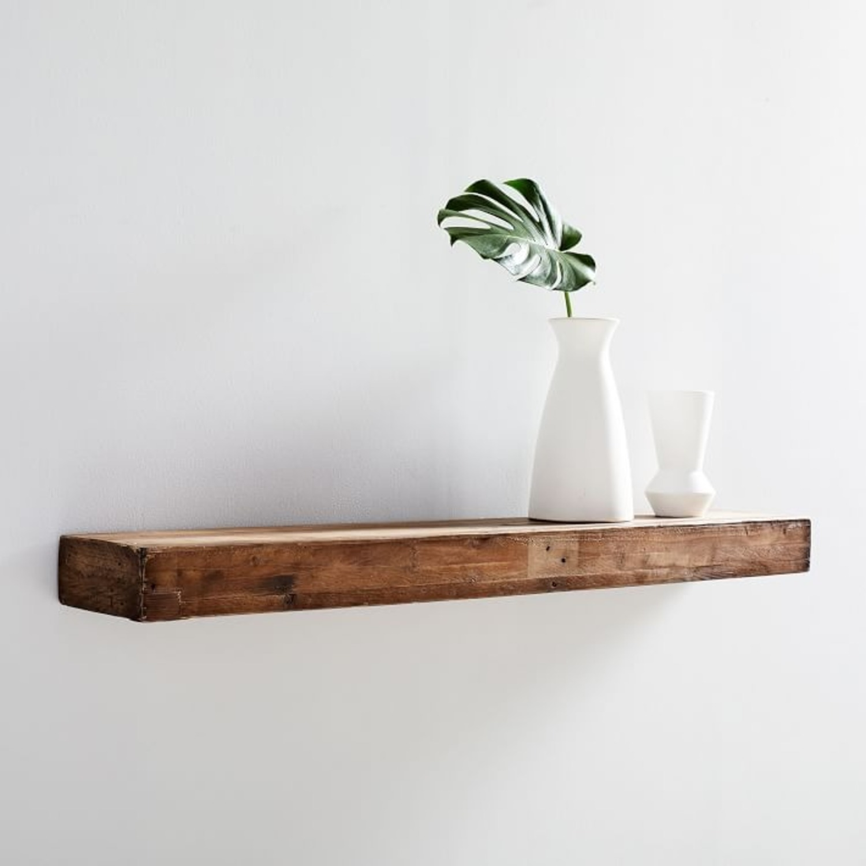 West Elm Reclaimed Wood Wall Shelf - image-3