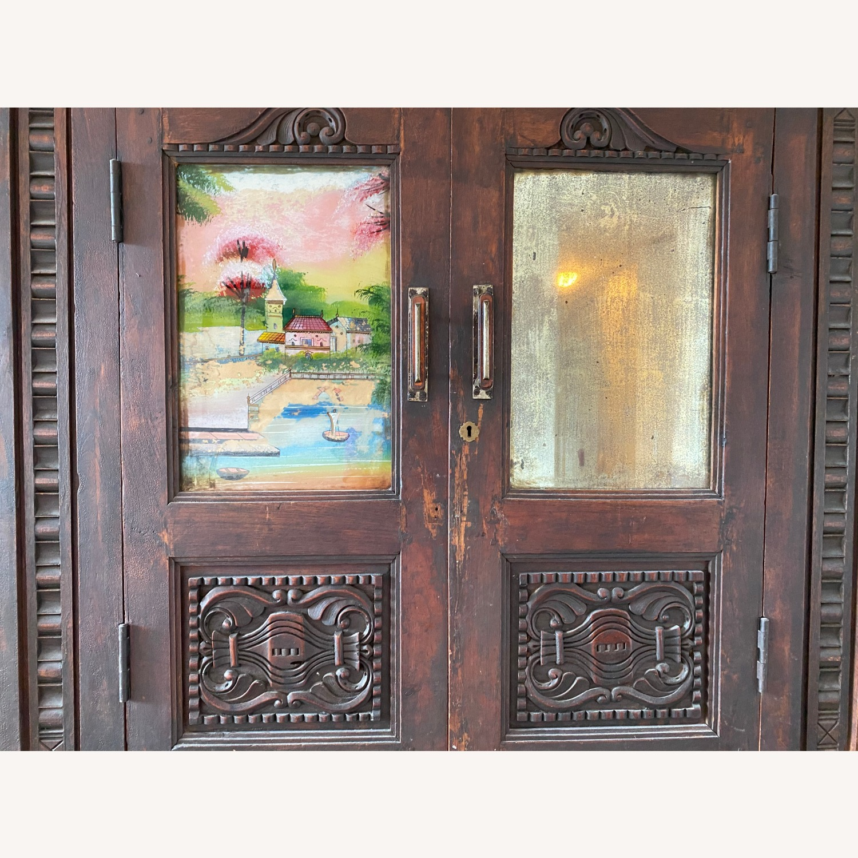 Antique Asian Armoire - image-3