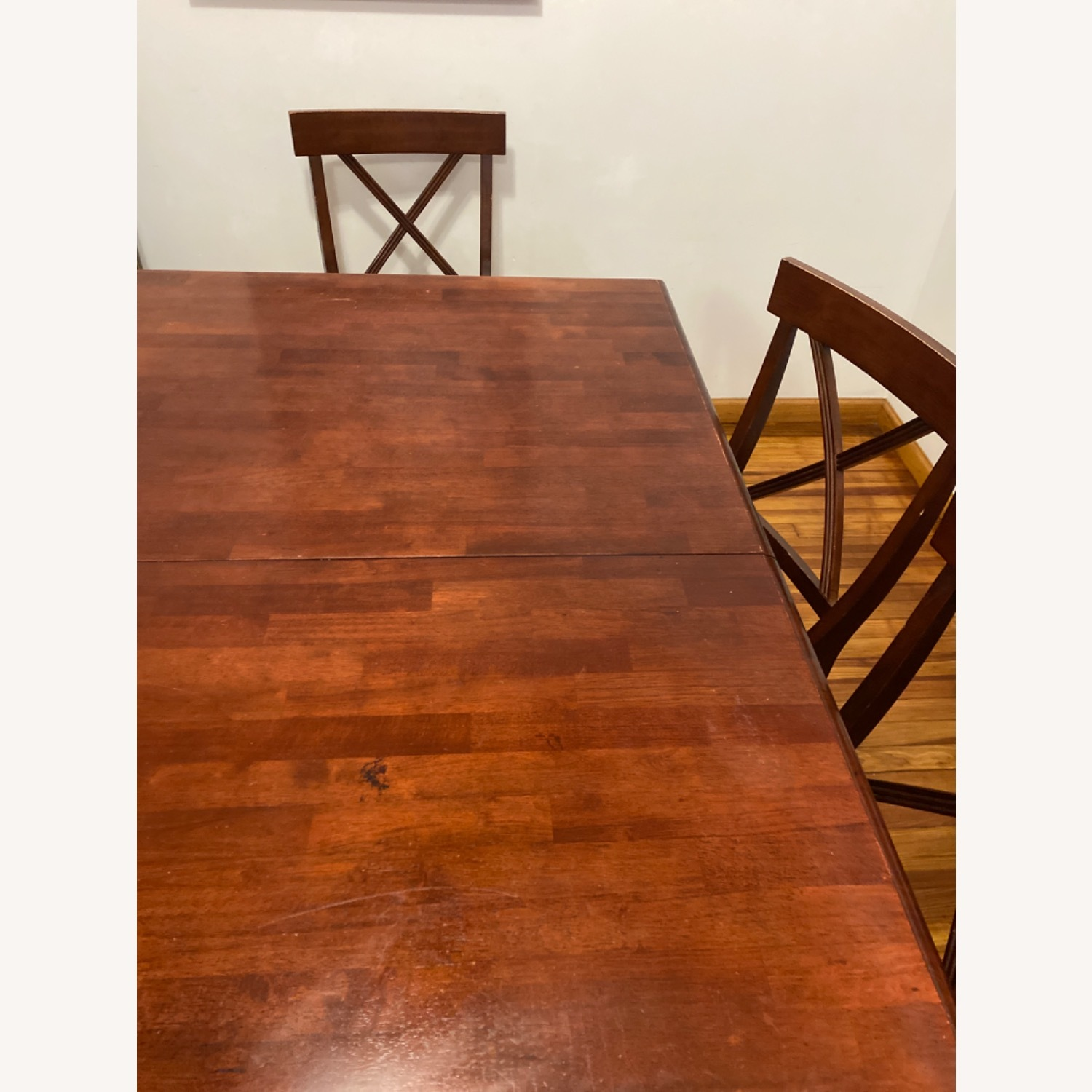 Pier One Imports Dining Set with Hidden Leaf - image-7