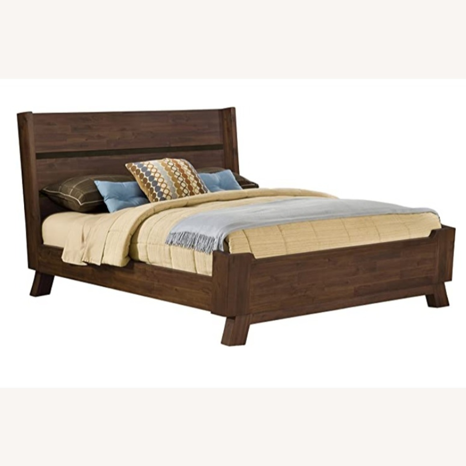 Modus Furniture Solid Wood Queen Bed - image-2