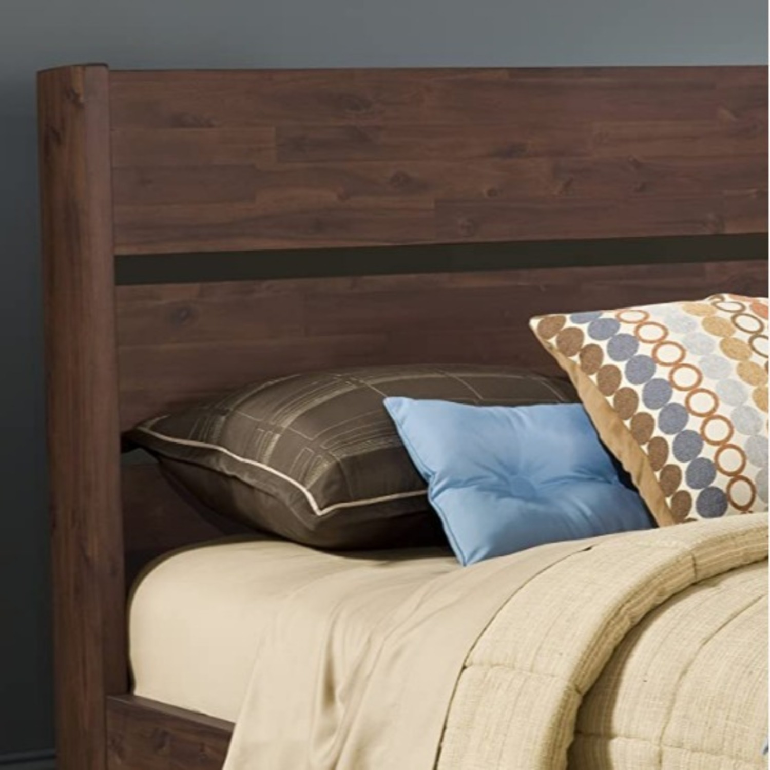 Modus Furniture Solid Wood Queen Bed - image-5