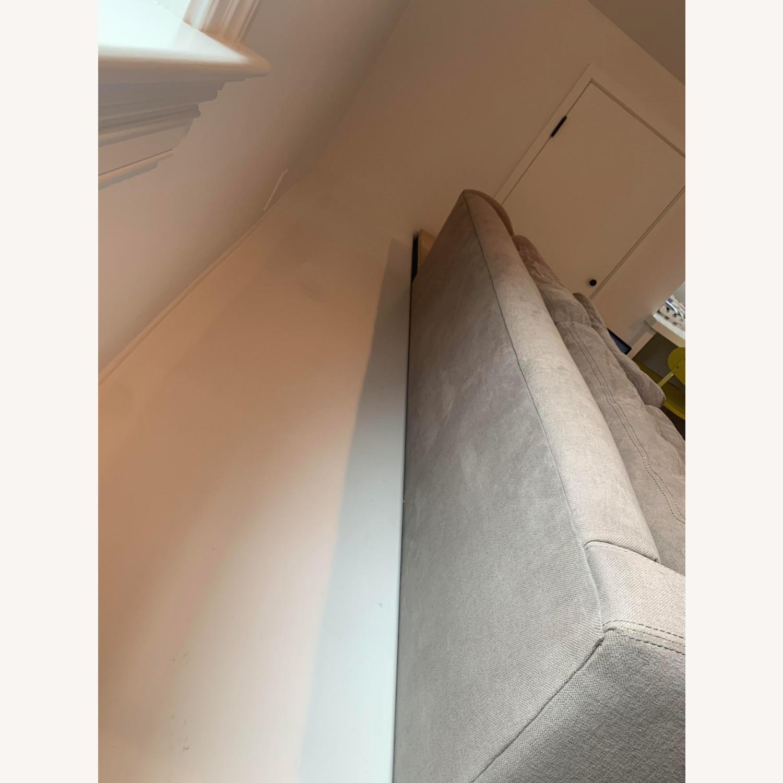 Restoration Hardware Slope Arm Sofa - image-6