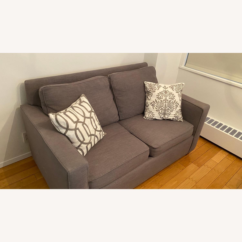 West Elm Henry Sleeper Sofa Twin - image-2