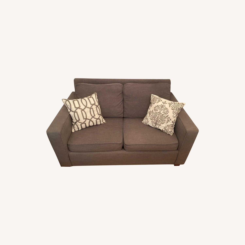 West Elm Henry Sleeper Sofa Twin - image-0