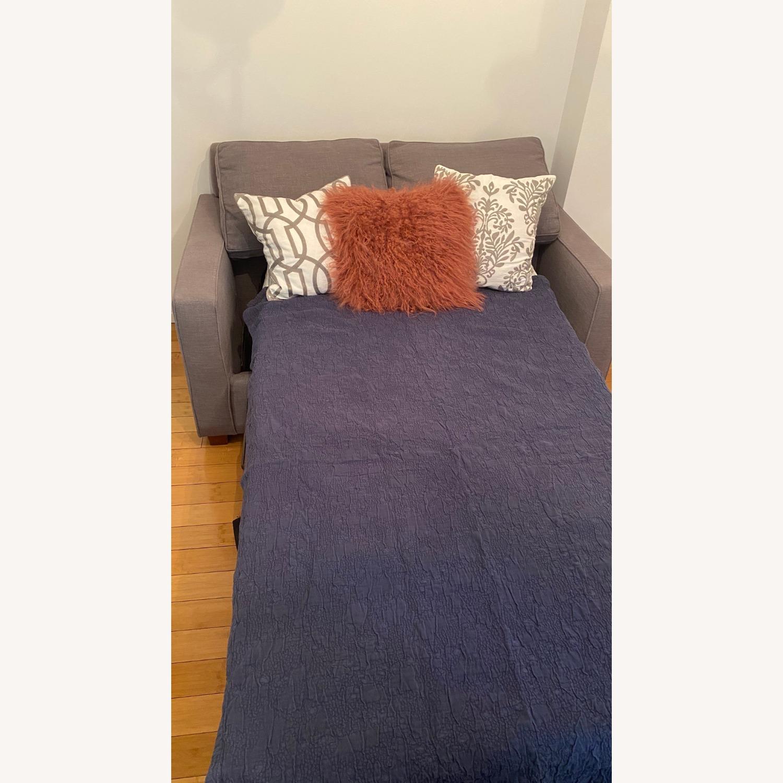 West Elm Henry Sleeper Sofa Twin - image-4
