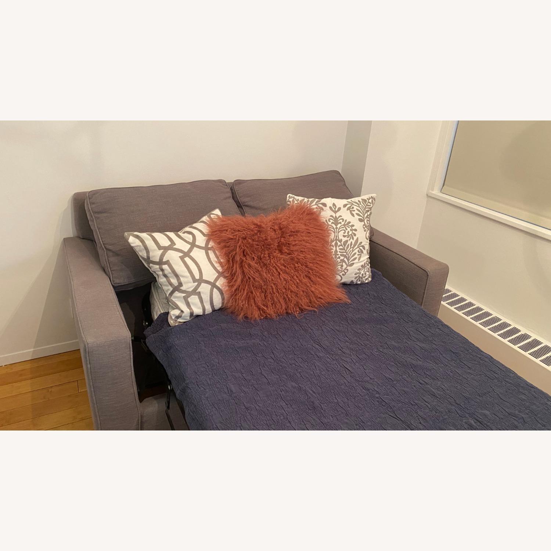 West Elm Henry Sleeper Sofa Twin - image-6