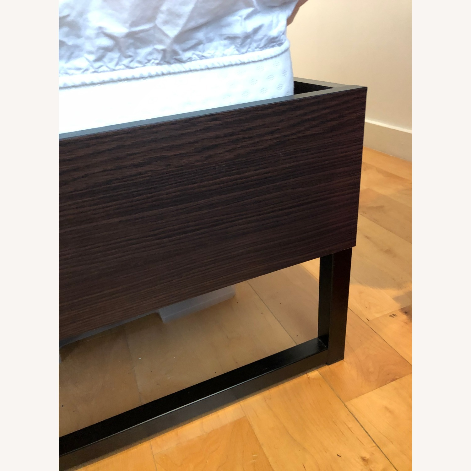 IKEA Trysil Queen Bed Frame + Slatted Bed Base - image-2