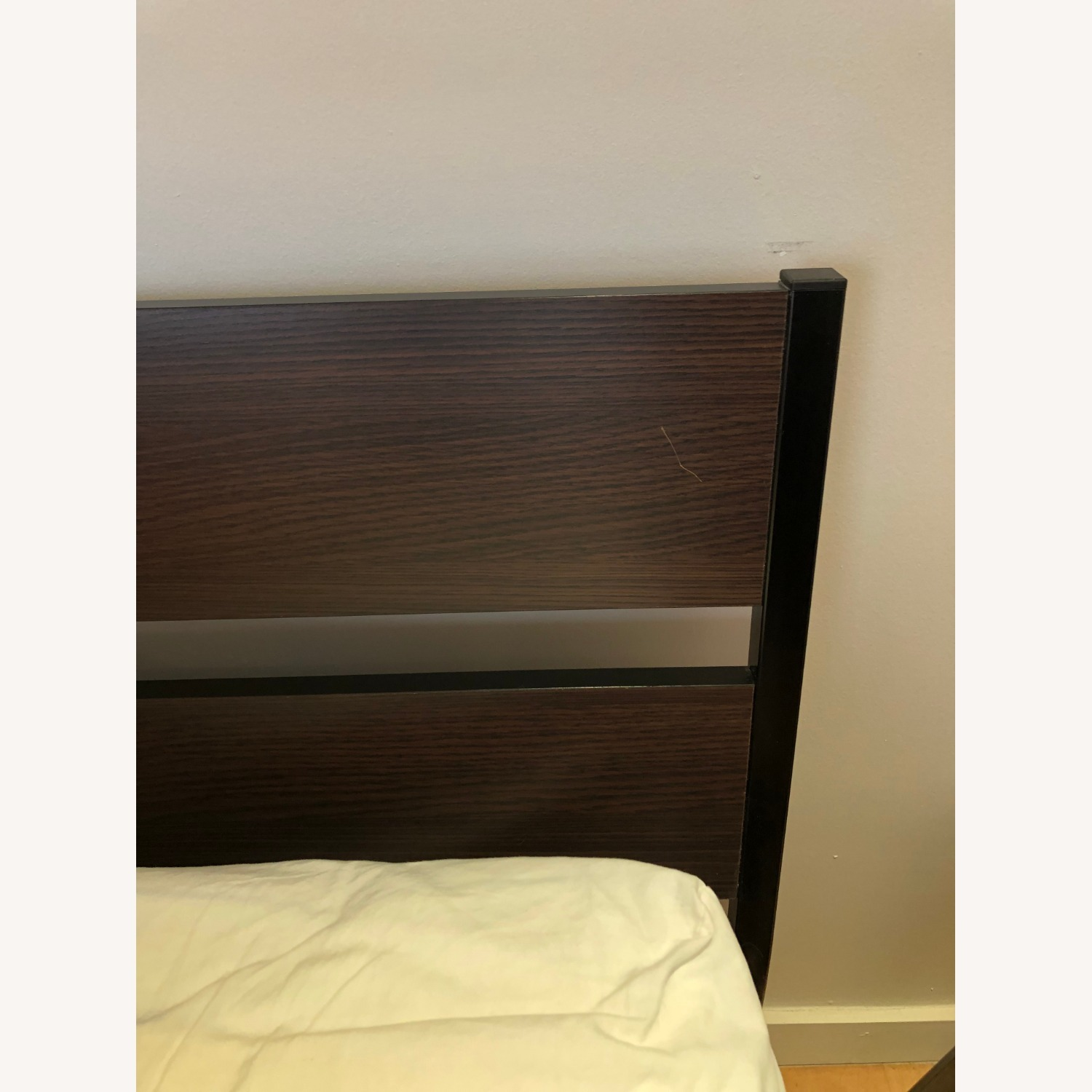 IKEA Trysil Queen Bed Frame + Slatted Bed Base - image-3