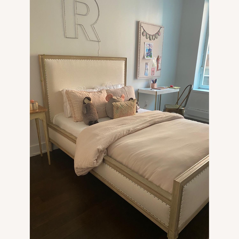 Restoration Hardware Full Size Marcelle Bed - image-4