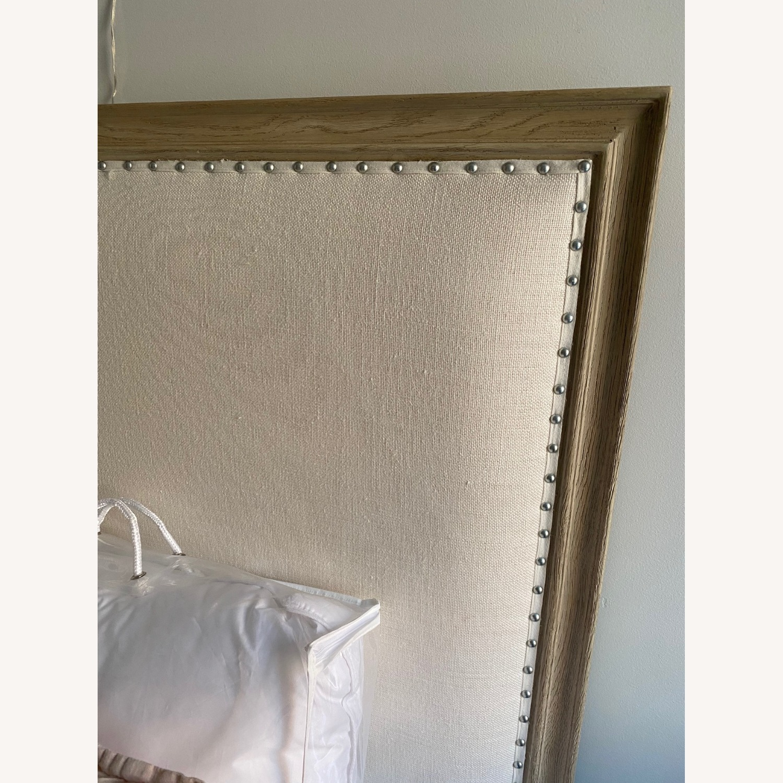 Restoration Hardware Full Size Marcelle Bed - image-5