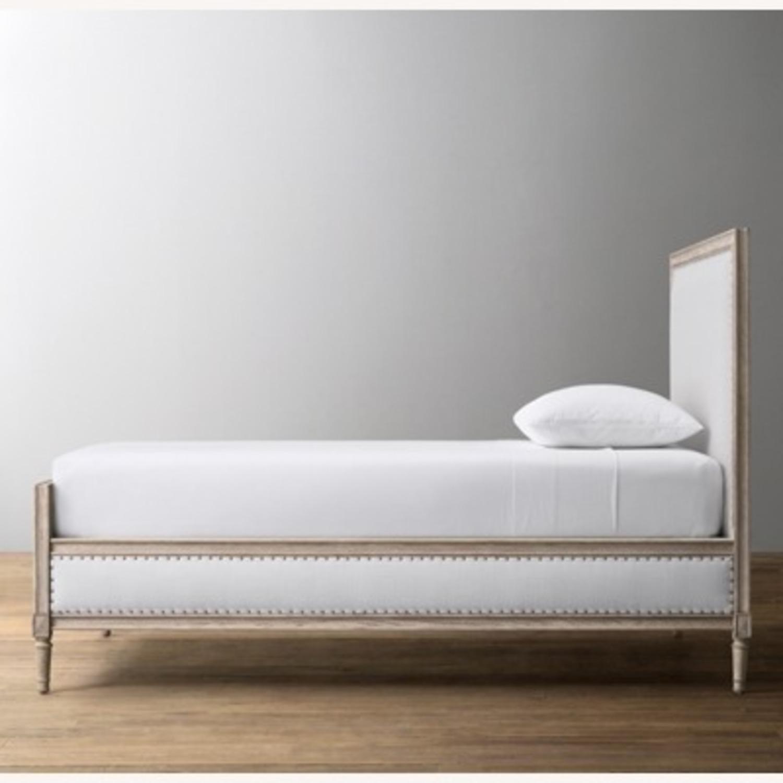 Restoration Hardware Full Size Marcelle Bed - image-3