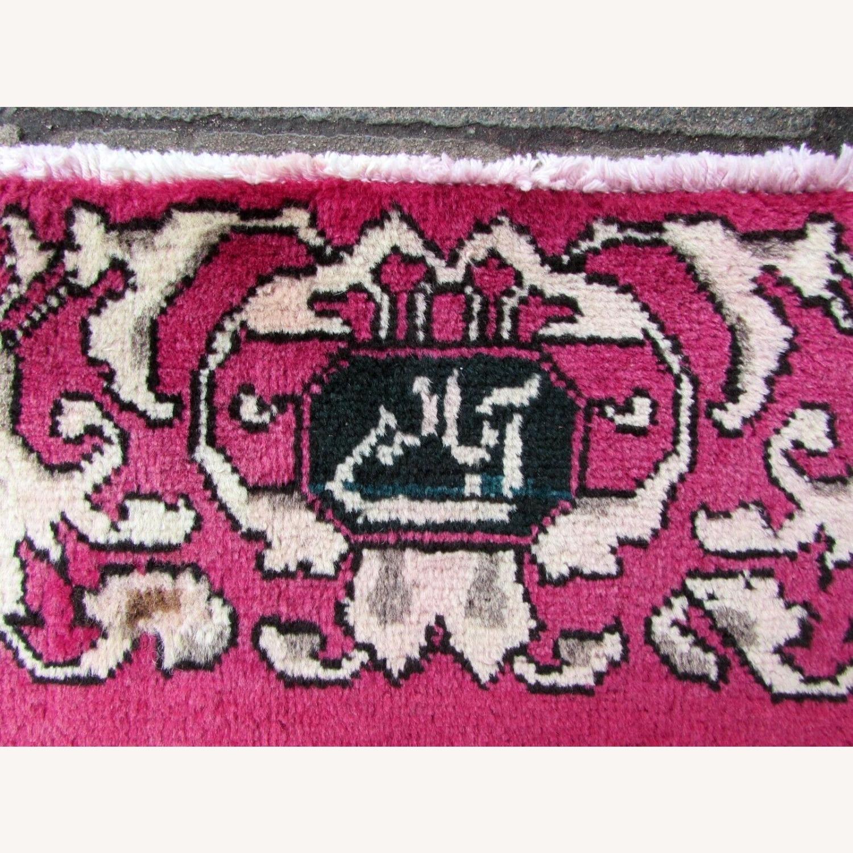 Handmade antique Turkish Anatolian runner - image-8