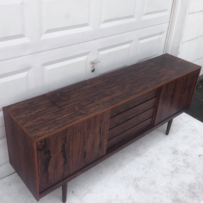 Mid-Century Rosewood Sideboard - image-16