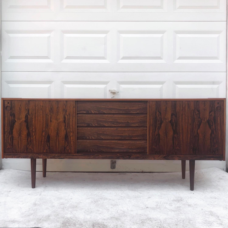 Mid-Century Rosewood Sideboard - image-1