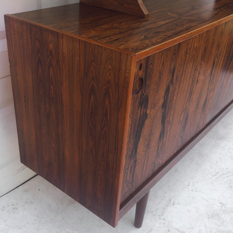Mid-Century Rosewood Sideboard - image-10