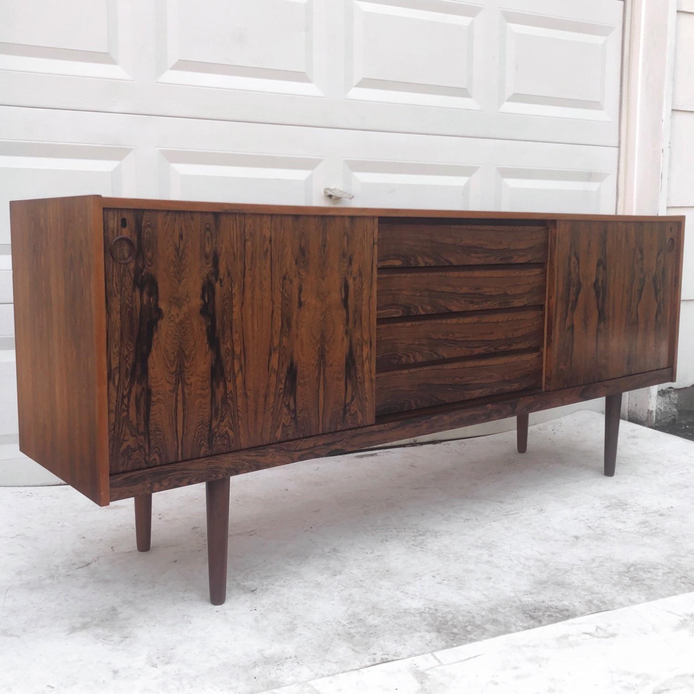 Mid-Century Rosewood Sideboard - image-6