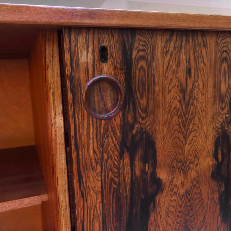 Mid-Century Rosewood Sideboard - image-8