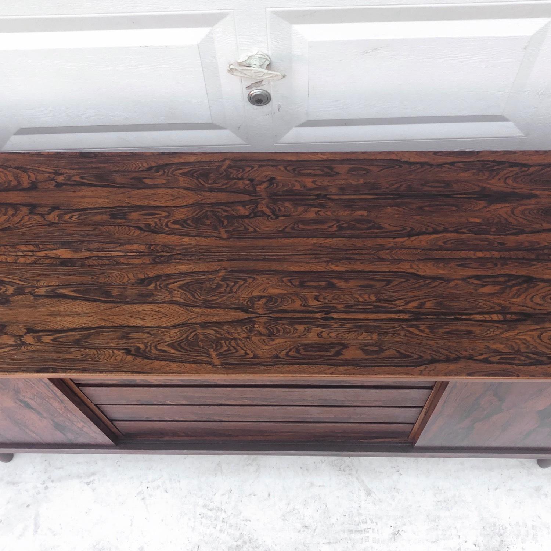 Mid-Century Rosewood Sideboard - image-14