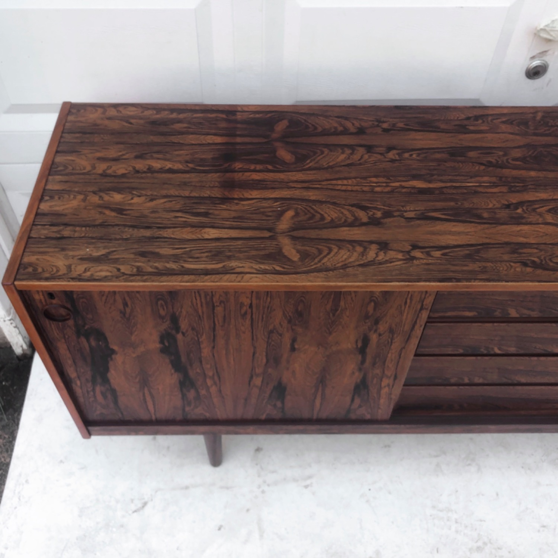 Mid-Century Rosewood Sideboard - image-13
