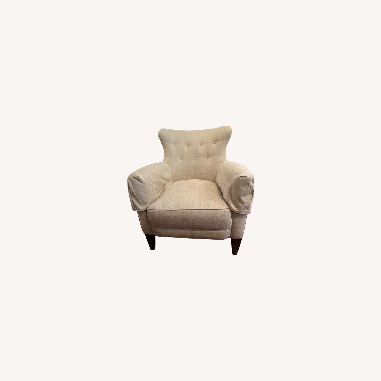 Jessica Charles Jansen Stationary Chair - image-0