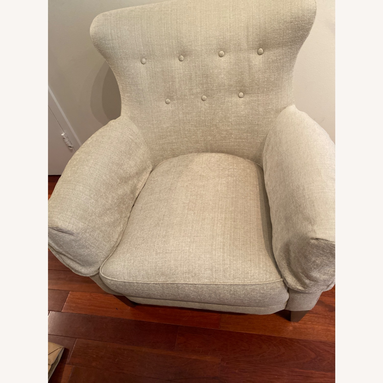 Jessica Charles Jansen Stationary Chair - image-3