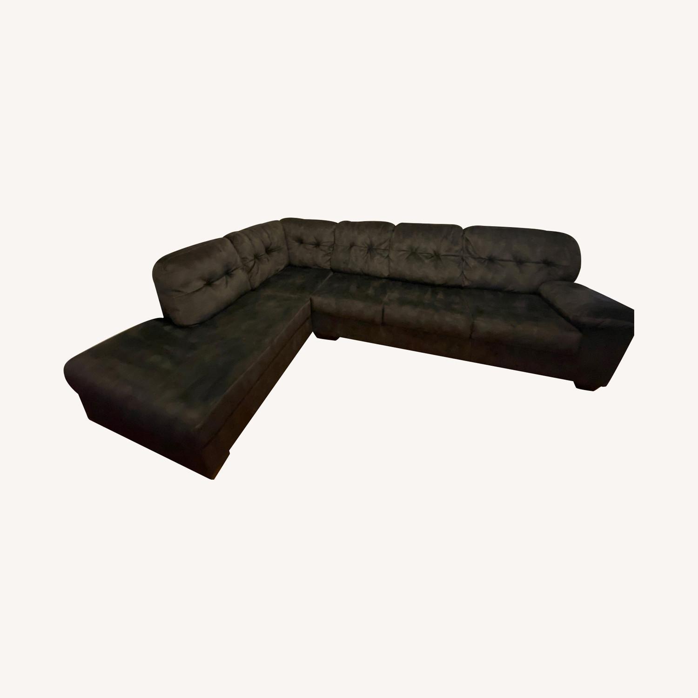 Ashley Furniture Dalesley Sectional Sofa - image-0